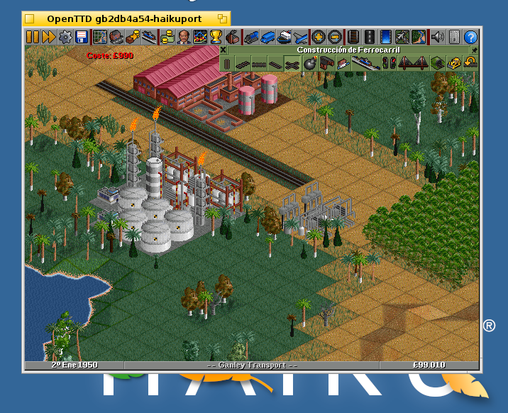 OpenTTD InGame